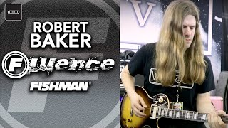 Fishman Fluence: Robert Baker Open-Core Humbucker Discovery