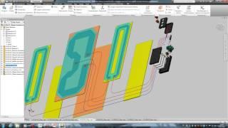 Система активного подогрева одежды САП 3D технологии