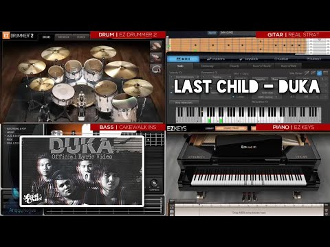 Last Child - Duka (Karaoke) FL Studio