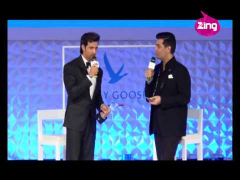 Karan Johar Gets Naughty