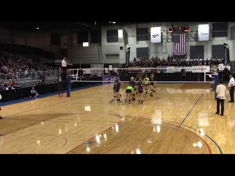 FINALS: Fowler Eagles vs. Plymouth Christian Academy Eagles 2017