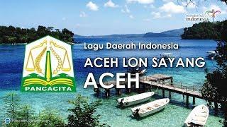 Aceh Lon Sayang - Lagu Daerah Aceh (Karaoke, Lirik dan Terjemahan)