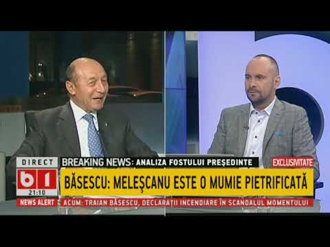 DOSAR DE POLITCIAN. BASESCU: LIVIA STANCIU A FACUT UN BOLSEVISM FEROCE