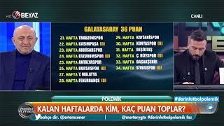 (..) Derin Futbol 4 Şubat 2019 Kısım 3/6 - Beyaz TV