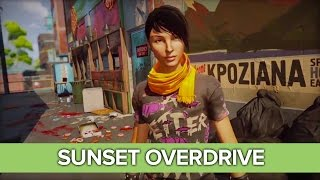 Sunset Overdrive Gameplay Preview - Xbox One Gameplay
