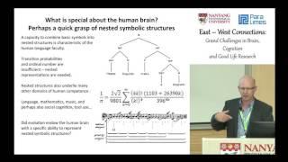 Conference: East-West Connections - Stanislas Dehaene