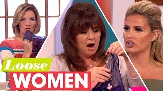 Katie Price Gives The Loose Women New Pants! | Loose Women