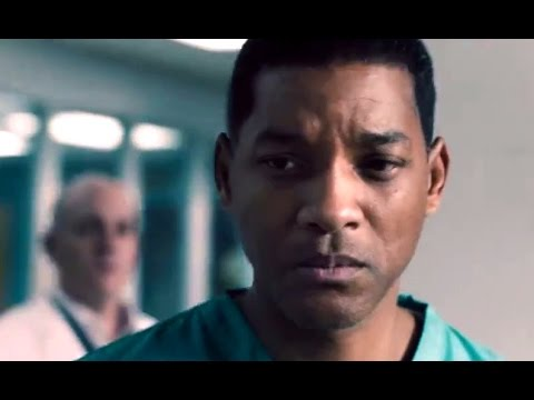 Concussion TRAILER (HD) Will Smith, NFL 2015
