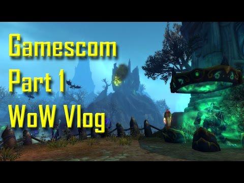 World of Warcraft News from Gamescom, part 1: Development of Mechanics