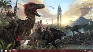 Como baixar Ark Survival Evolved 2017