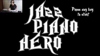 Jazz Piano Hero - Gameplay