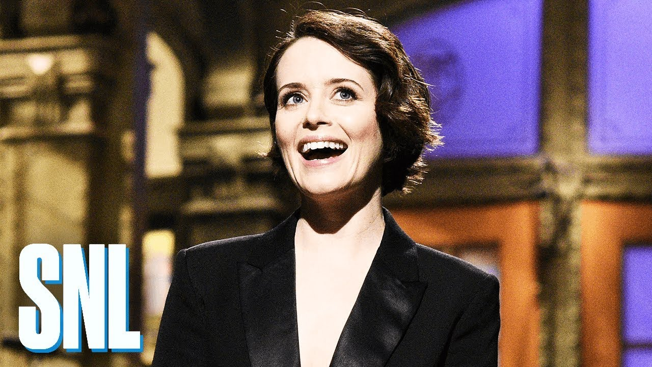 SNL Review: Claire Foy Hosts, Best Sketches — Watch   IndieWire