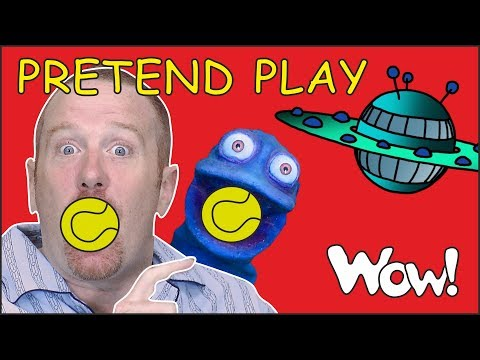 Kids, Pretend Play with Steve and Maggie with Bobby | Lessons and Stories for Kids Wow English TV