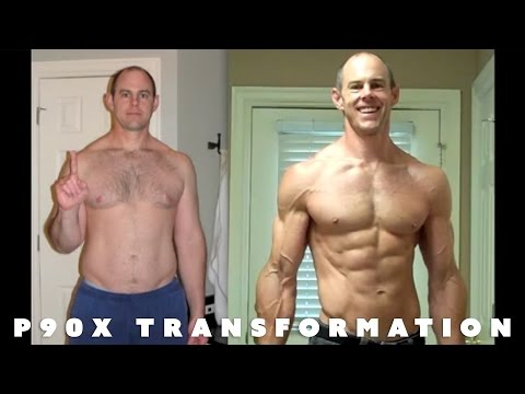 P90X Transformation | Insanity P90X2 Workouts | teamRIPPED.com - Wayne Wyatt