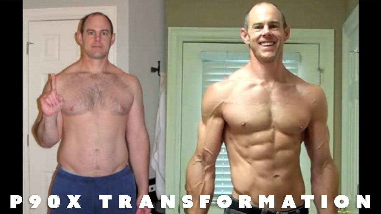 P90X Transformation | Insanity P90X2 Workouts | teamRIPPED.com - Wayne Wyatt - YouTube