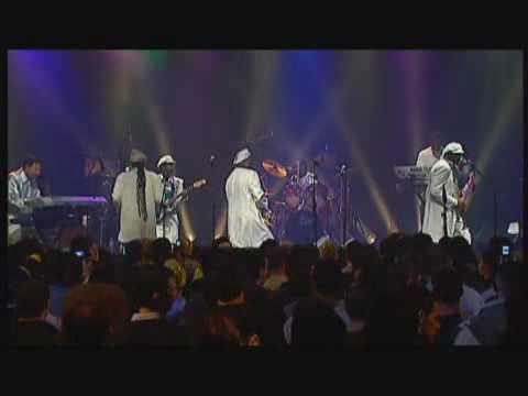 Brass Construction - Bataclan Paris - LIVE 2005