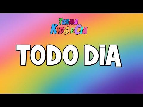 TODO DIA / MÚSICA GOSPEL INFANTIL
