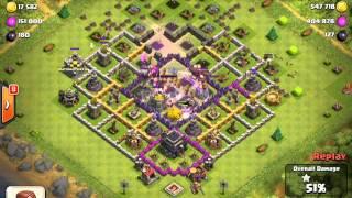 1 Million Loot Raid Clash of Clans - Case Closed Gaming