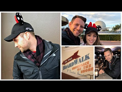 Babymoon Vlog Eight! Boardwalk Room Tour, Poop Wall, & A So-So Time at Fantasmic