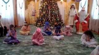 Праздник в д.с. №40, подготовительная группа, танец