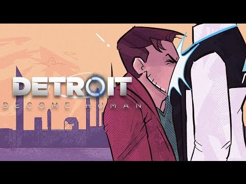 Easter Bunny [Reed900] | Detroit: Become Human Comic Dub
