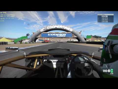 [Live] Testing AMF-VCE AMD encoder for OBS studio - Project Cars