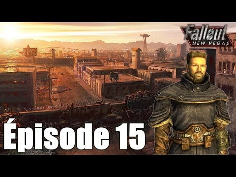 Fallout New Vegas - Le grand pillage chez Silver Rush | Épisode 15