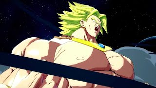Dragon Ball FighterZ - Broly Teaser Trailer