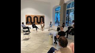 'Reset', conversación en la galería Fernando Pradilla (I)