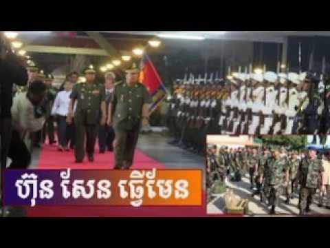Cambodia Hot News: VOD Voice of Democracy Radio Khmer Afternoon Monday 05/29/2017