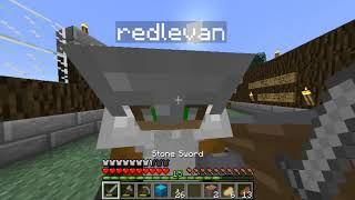 Minecraft Survival S1 E1  1 hour long special  Diamonds and Nether Along with a fortress D