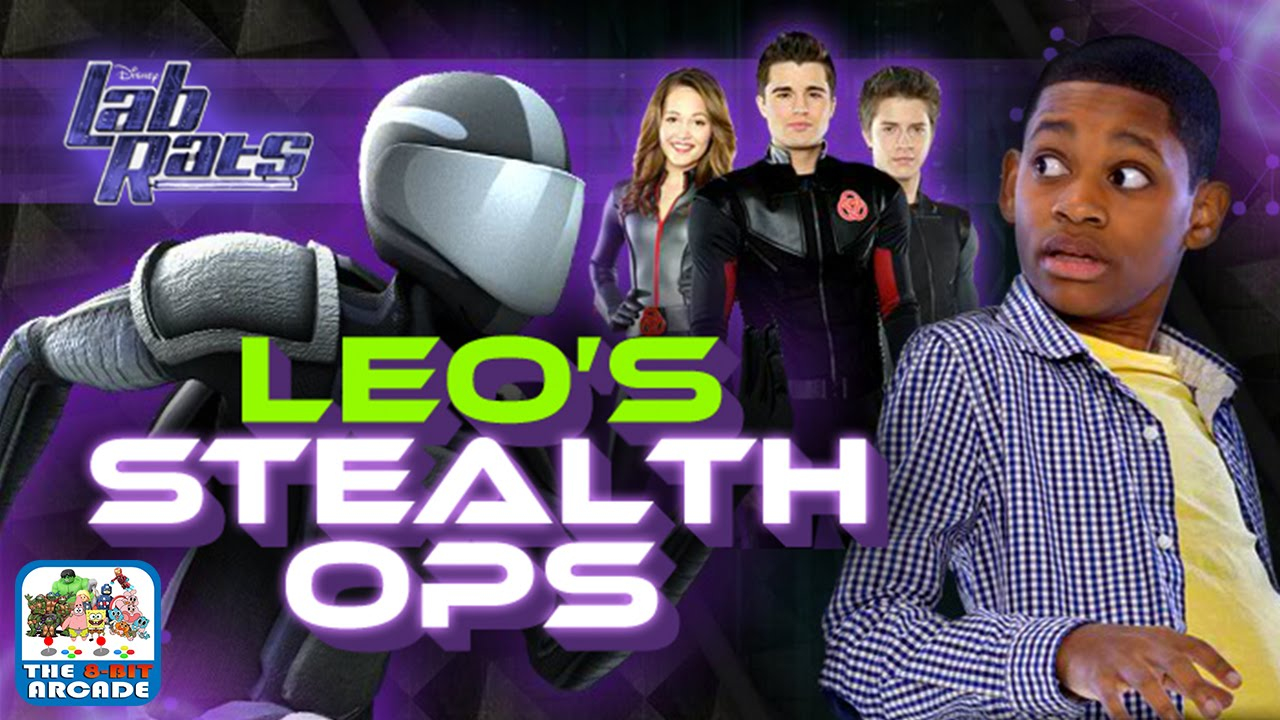 Lab Rats Leo S Stealth Ops Leo Must Save The Day With His Exo