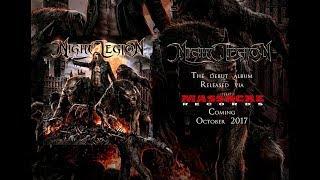 NIGHT LEGION - Night Legion (Album Trailer)