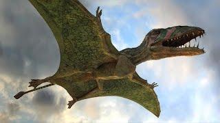 Dinosaures du Jurassique 1/3 : L'envol des Ptérosaures - Documentaire français