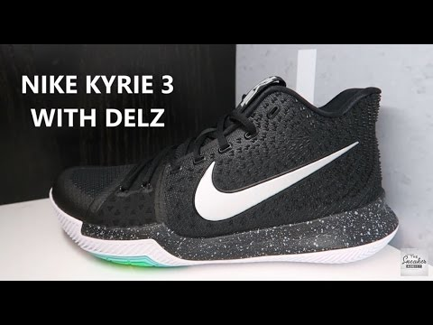 ed2c7ddda70 ... inexpensive nike kyrie 3 sneaker detailed review with delz cavs 33b30  f3215