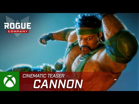 Rogue Company - Cinematic Teaser: Cannon