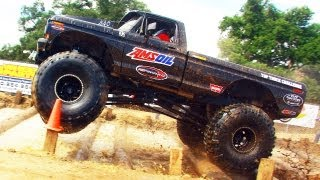 Frame Twister and Mud Pit! - Top Truck Challenge 2013