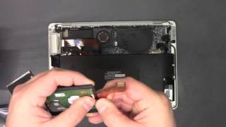 How to install a MacBook Air Hard Drive Replacement