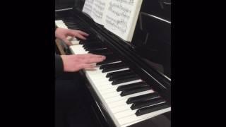 Ludwig van Beethoven - Piano Sonata No. 28 in A major, Op. 101, 1st movement.