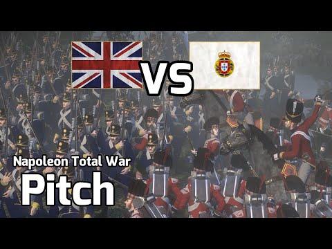 Napoleon Total War Online Battle #11 (1v1) - Red River