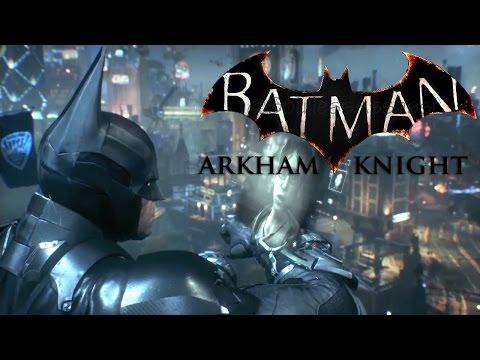 Batman Arkham Knight PS4 Gameplay Analysis (PEGI 18 & ESRB M for