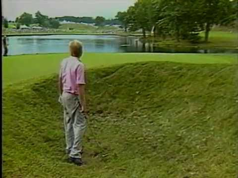 July 23, 1988 - Highlights from the Greater Hartford Open