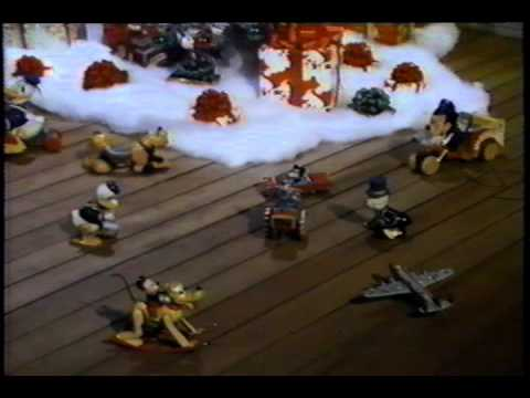 Closing To A Disney Christmas Gift 1984 VHS - YouTube
