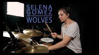 Wolves – selena gomez | drum cover ...