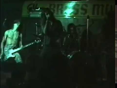 Silent Scream May 8, 1991 The Brass Mug - Tampa