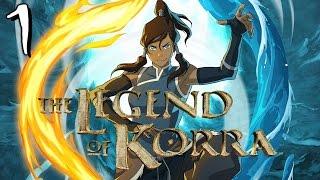 THE LEGEND OF KORRA | TOMA DEL FRASCO!! Gameplay Español