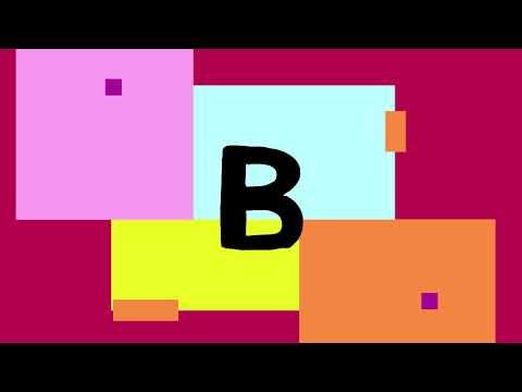 Sar skril pe o baro 'B' - Romanes Alfabetisacija - ABC.RomaEdu.org