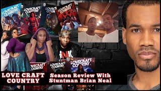 HNIC EPISODE 108 : LOVECRAFT COUNTRY INTERVIEW WITH STUNTMAN BRIAN NEAL