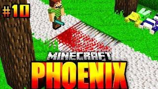 1000% UNMÖGLICH zu ÜBERLEBEN?! - Minecraft Phoenix #010 [Deutsch/HD]
