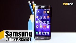 Samsung Galaxy J5 Prime — обзор компактного смартфона с симпатичным дизайном(Выбрать магазин и купить Samsung Galaxy J5 Prime: ..., 2016-10-24T11:07:14.000Z)